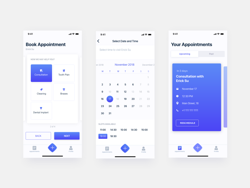 Địa chỉ thiết kế app mobile chuyên nghiệp